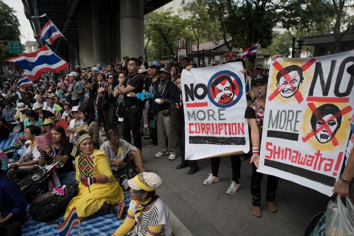 От поездок в Таиланд отказались 300 тысяч туристов