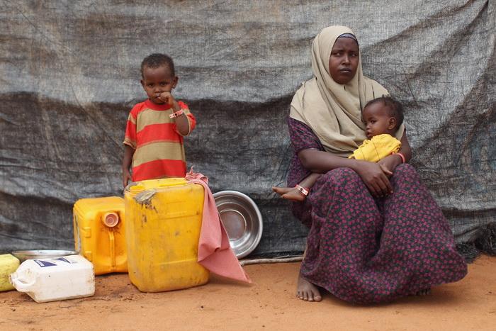 163 golod deti afrika - Доклад ФАО: в мире голодают 842 млн человек