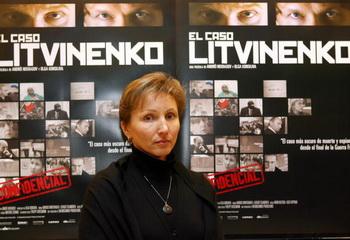 191 Marina litvinenko - В расследование убийства Александра Литвиненко вмешался международный фактор