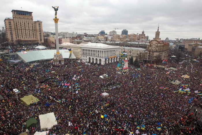 Активисты продолжают разыскивать пропавших при разгоне Евромайдана людей