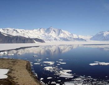 В Антарктиде обнаружили породы, содержащие алмазы