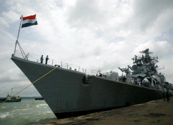 191 fregat indiya - Индия получит фрегат «Триканд» российского производства