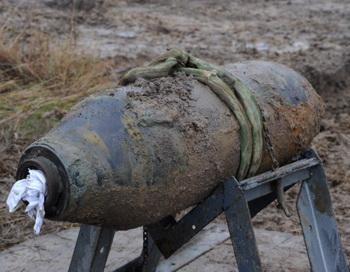 В Германии взорвалась бомба военных лет