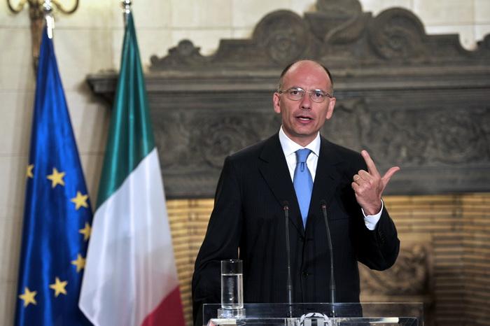 191 letto enrico - Летта: Главным приоритетом является новый закон о выборах