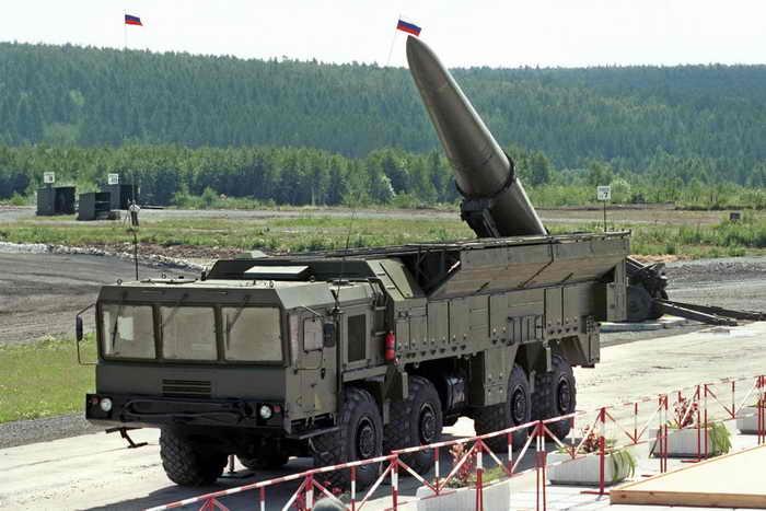 197 Iskander - Россия создаёт мощный оборонно-наступательный комплекс на юге