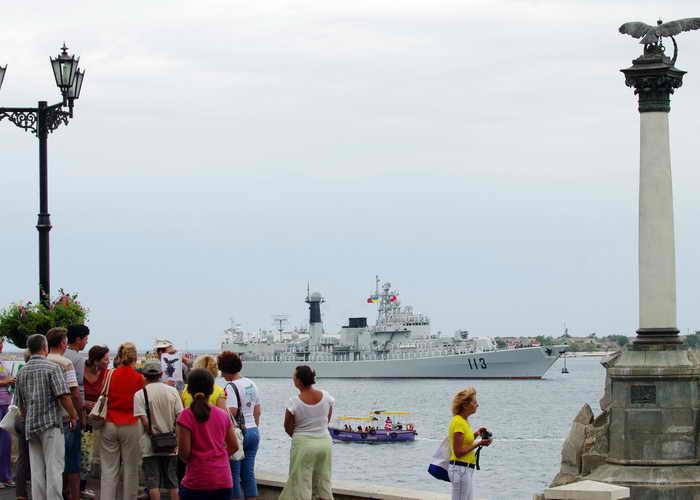 197 Sevastopol - Черноморский флот приступил к обследованию затонувшей подлодки «Щ-216»