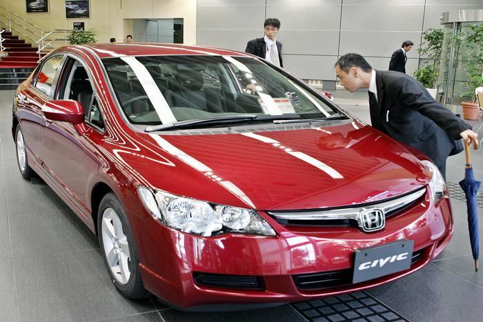 Тесты показали, что японские автомобили самые безопасные