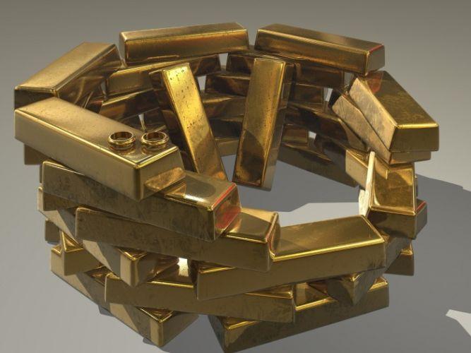 Золото попало на Землю из далёкого космоса?