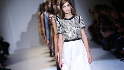 Фрида Джаннини провела показ Gucci 2014