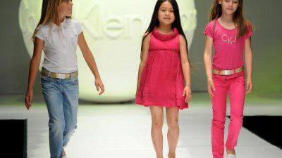 Детская Неделя моды Pitti Immagine сезона весна-лето 2011 в Италии. Фоторепортаж