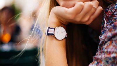 Часы — аксессуар для стильной женщины