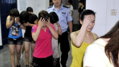 Проститутки и любовницы популярны у партийных функционеров в Китае