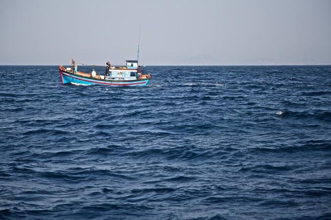 Вьетнамские рыбаки спасли потерявших сознание россиян