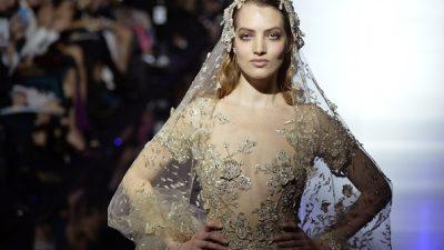 Неделя высокой моды в Париже: от асимметрии до цветочной вышивки