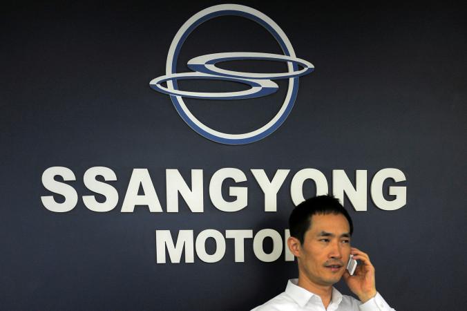 SsangYong Motor приостановила поставки автомобилей в Россию
