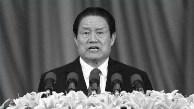 Главный судья Китая назвал имена заговорщиков