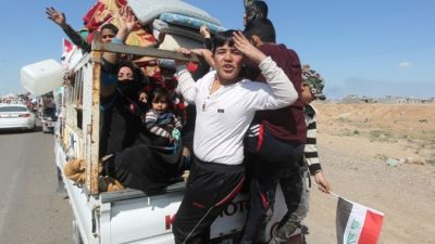 Аль-Алам освободили от ИГИЛ (видео)