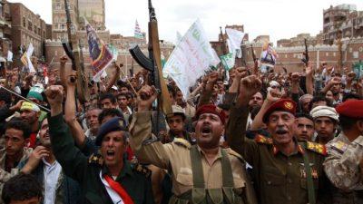 Хуситы напали на войска Саудовской Аравии