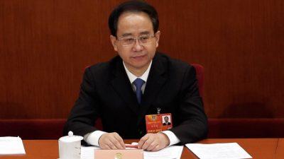 Живущий в США брат уволенного чиновника стал головной болью компартии Китая