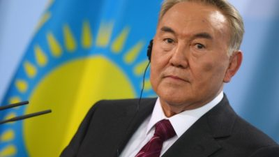 Елбасы Назарбаев в пятый раз стал президентом