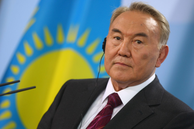 Президент Республики Казахстан Нурсултан Назарбаев.   Фото:  Sean Gallup/Getty Images   Epoch Times Россия
