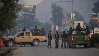 Ответственность за теракт в Афганистане взяли боевики ИГИЛ