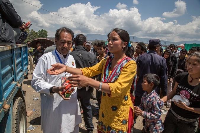 ООН: В Непале голодают 1,4 млн человек (видео)