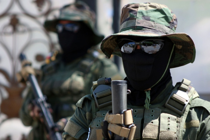 Иракские боевики-шииты. Фото: HAIDAR MOHAMMED ALI/AFP/Getty Images | Epoch Times Россия