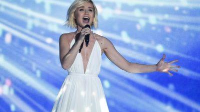 Полина Гагарина вывела Россию в финал конкурса «Евровидение-2015» (видео)