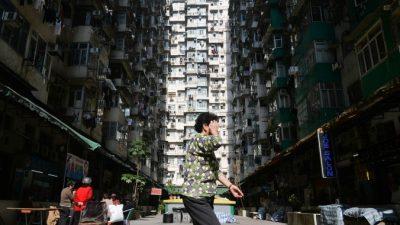 Кардинальные меры приостановили падение китайского рынка недвижимости