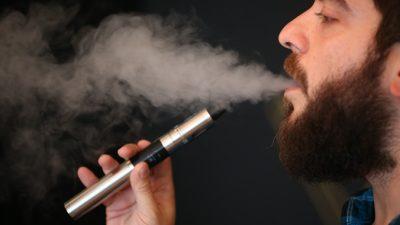 Электронные сигареты не помогут бросить курить