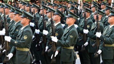 Япония разрешила своей армии воевать за рубежом (видео)
