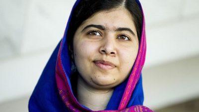 Юная правозащитница Малала Юсуфзай организовала школу для девочек-беженок (видео)