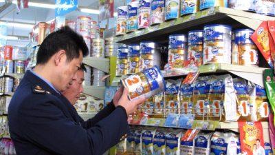 Виновные в продаже отравленного молока в Китае снова стали чиновниками