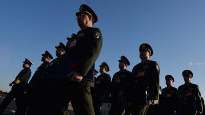 Новый китайский закон о госбезопасности подвергнут критике