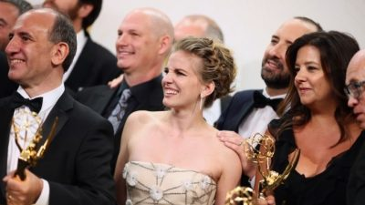 «Игра престолов» получила премию «Эмми» в номинации «лучший сериал года»