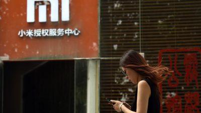 В китайских смартфонах Lenovo, Huawei и Xiaomi найдены шпионские программы