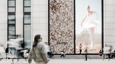 Рекламная кампания Emporio Armani весна-лето 2012