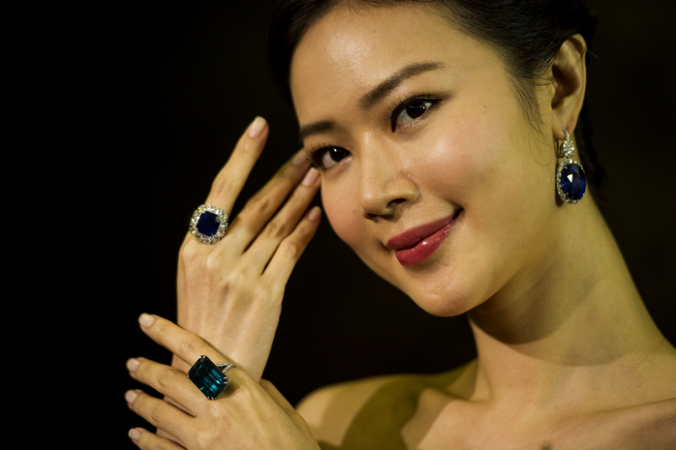 Sotheby's в Гонконге выставляет на торги уникальные драгоценности (видео)