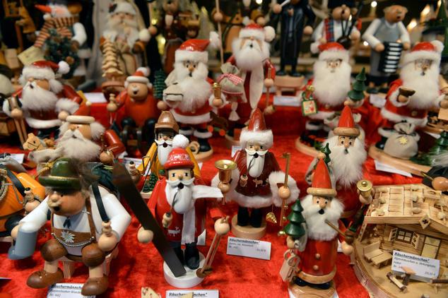 Рождественские подарки. Фото: Thomas Lohnes/Getty Images   Epoch Times Россия