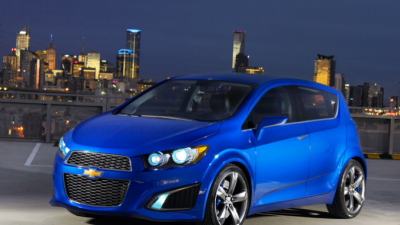 GM отзывает в России более 70 тысяч бракованных Chevrolet Aveo
