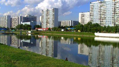 Для постройки новых московских кварталов используют европейский опыт