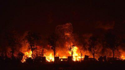 Взрыв в Тяньцзине мог произойти из-за нарушений правил безопасности