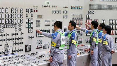 Япония перезапустила второй реактор на АЭС после аварии на «Фукусиме»
