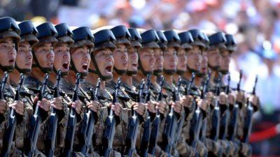 Китай сокращает численность армии, чтобы сделать её эффективнее?