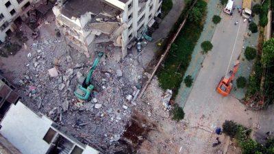 Кто стоял за взрывами на юге Китая?