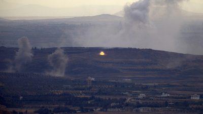 Годовая военная операция в Сирии обойдётся России в $1 млрд