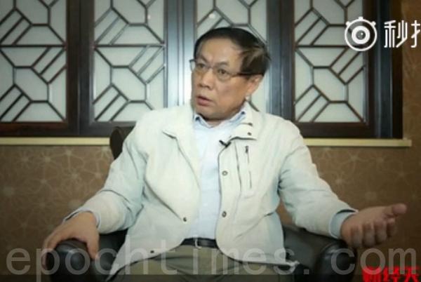 Китайский экономист и риэлтор Жэнь Чжичан. Фото: The Epoch Times | Epoch Times Россия