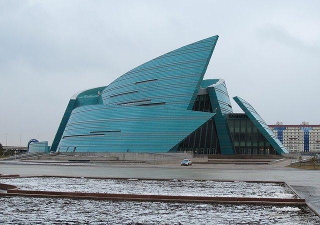 Концертный зал в Астане. Фото: WikimediaImages/pixabay.com/CC0 0.1   Epoch Times Россия
