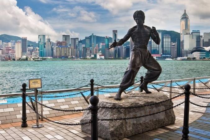 Памятник Брюсу Ли в Гонконге. Фото: wikipedia/CC BY-SA 2.0   Epoch Times Россия